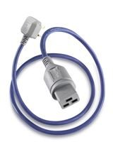 Aquarius Inc Premier C19 Cable (Silver)
