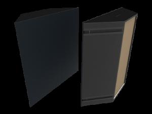 Super Bass Extreme Ultra VMT - Black (Box of 2)