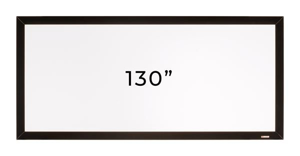 """Classic Line Fixed Frame, 130"""""""